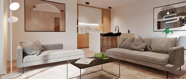 Appartement te koop in Ham
