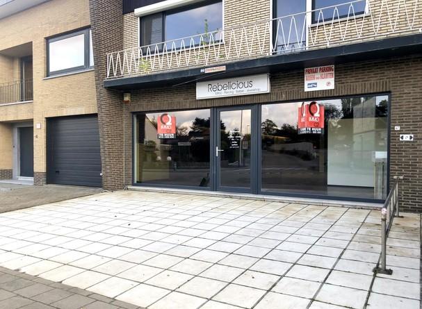 Commercieel gelijkvloers te huur in Tessenderlo